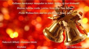 karácsony 2015